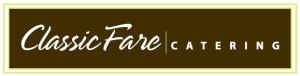 Classic Fare Catering logo