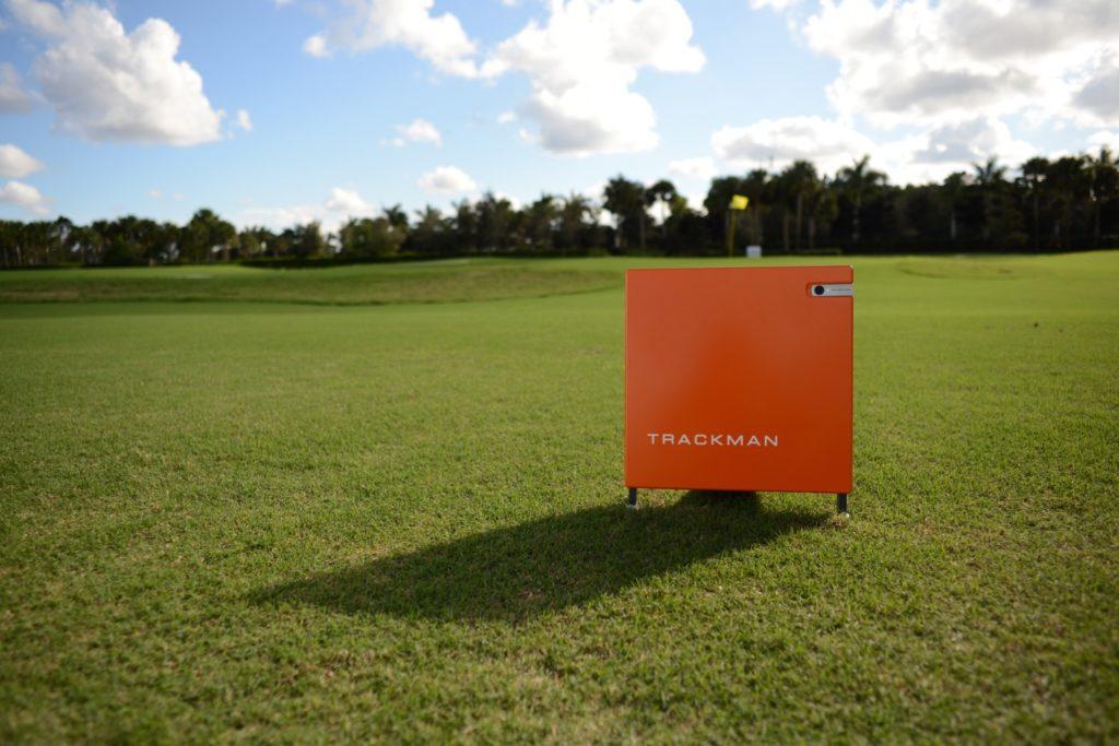 Trackman 4 On Grass
